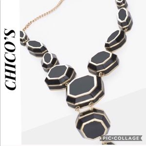 Chico's The Holly Y Necklace